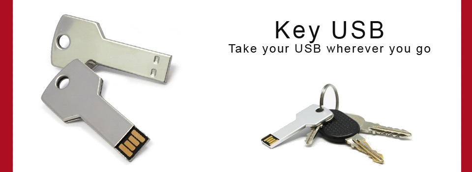 key flash drive
